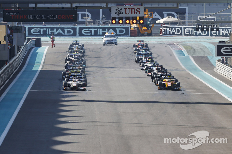 Via: Arthur Pic, Campos Racing, al comando