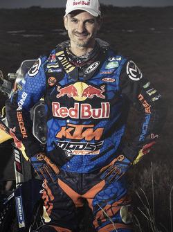 Хорди Виладомс. Представление мотогонщиков Red Bull, презентация.