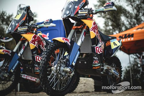 Presentación de riders de Red Bull