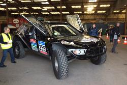 El Martillo Racing ready for Dakar