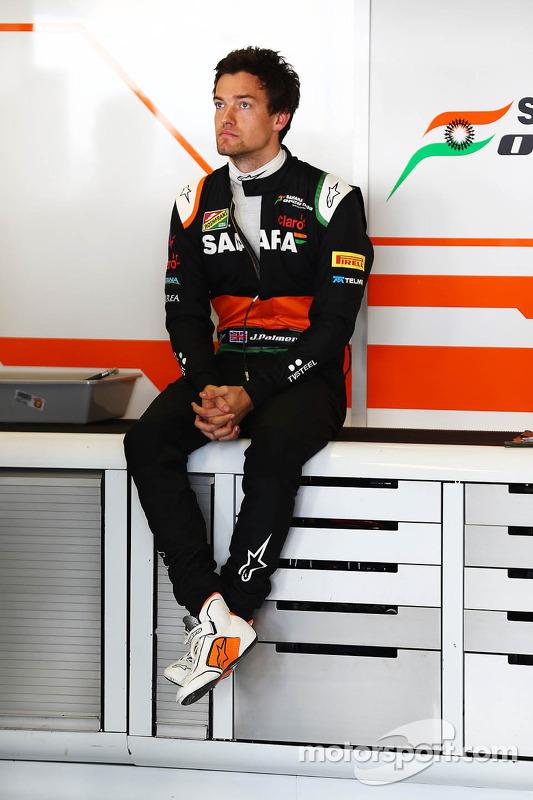 Джоліон Палмер, Force India