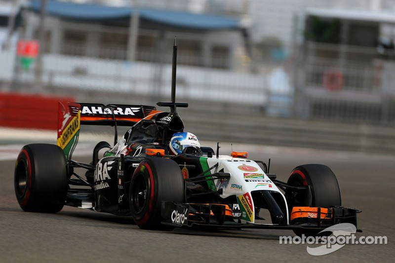 Jolyon Palmer, Force India F1
