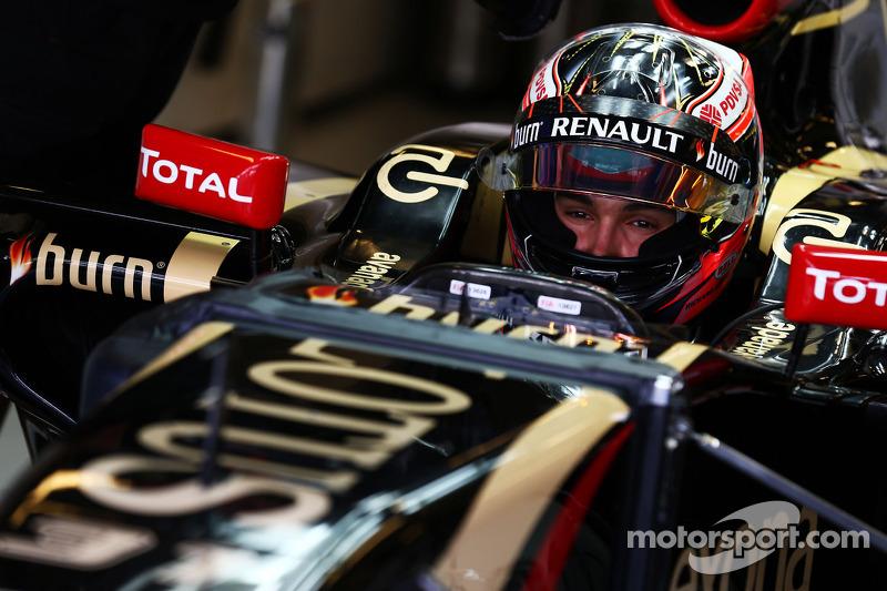 Естебан Окон, Lotus E22 Renault