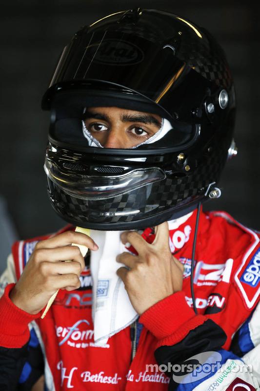 Raoul Hyman, Jenzer Motorsport