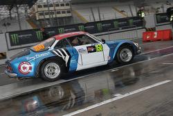 Bruno Vicino ve Giulio Oberti, Renault Alpine 110 S