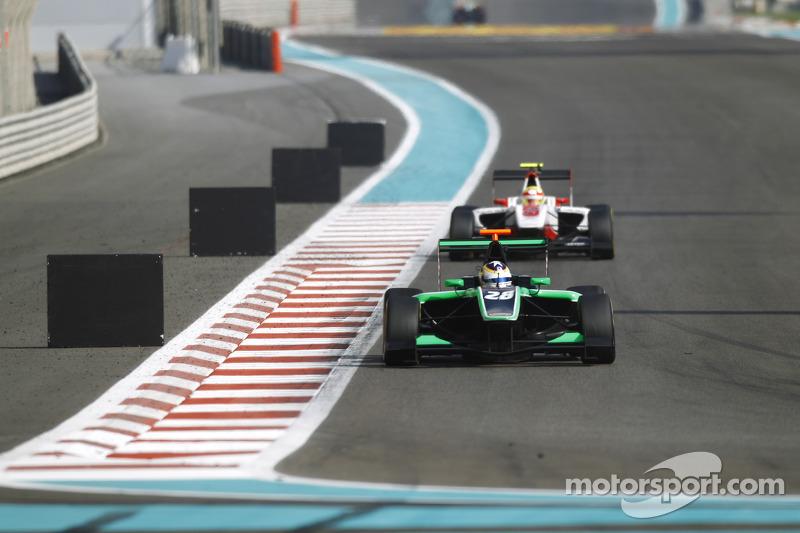 Gustavo Menezes, Status Grand Prix