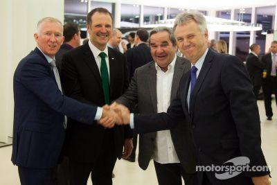 HTP Motorsport signe avec Bentley