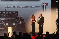 Blancpain GT Series Team Champion Vincent Vosse