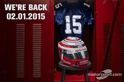 L'annonce Nissan durant le Super Bowl 2015