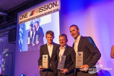 BMW Sports Trophy awards