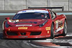 #91 Rossocorsa Ferrari 458: Philipp Baron