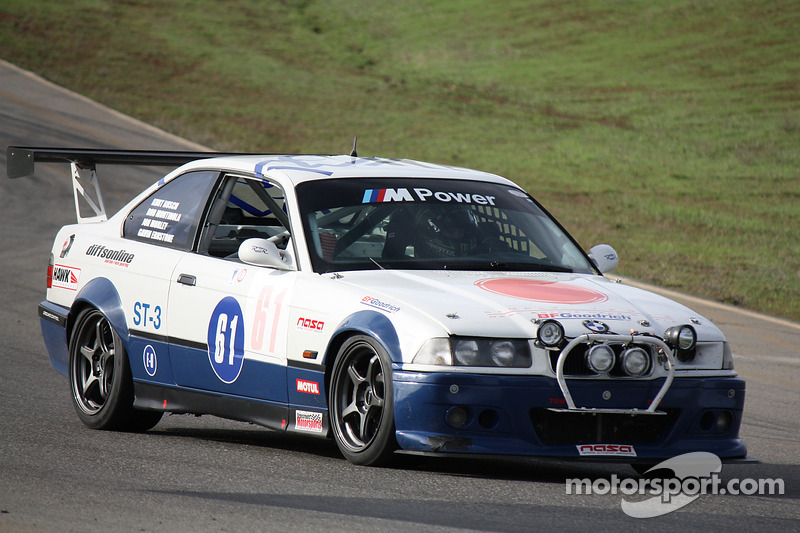 #61 BF Goodrich Road Shagger Racing 宝马 M3: Gavin Ernstone, Jon Morley, Robbie Montinola, Kurt Busch