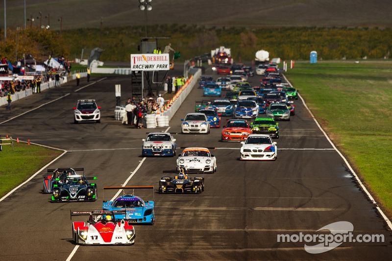 Via: #17 Davidson Racing Norma M20F BMW: Alex Lloyd, Bob Davidson, Brian Frisselle, Kyle Marcelli, Randy Pobst al comando