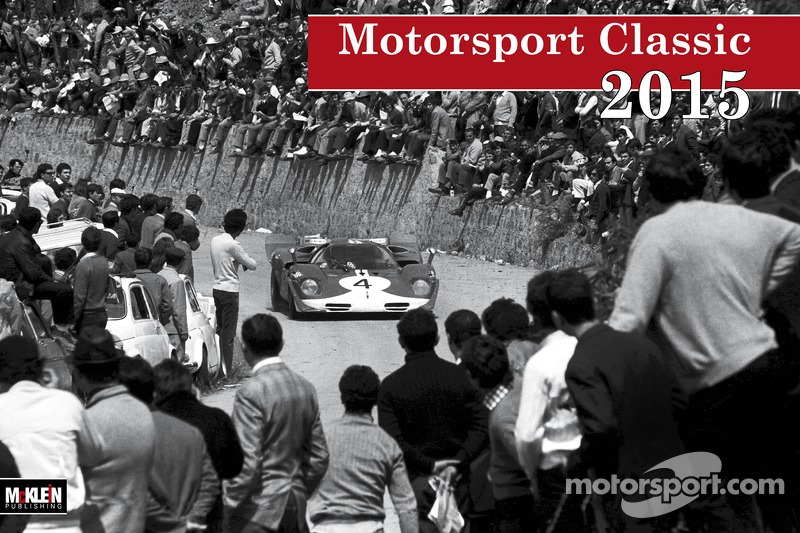 Motorsports Classic 2015 Calendar, by  McKleen Publisheng