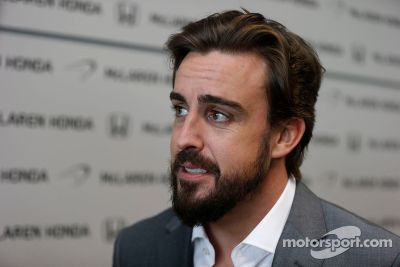 McLaren rijdersaankondiging