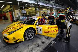 #77 AF Corse 法拉利 458 GT3