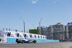 Жан-Эрик Вернь. Этап Формулы Э в Пунта-дель-Эсте, пятничные тесты.