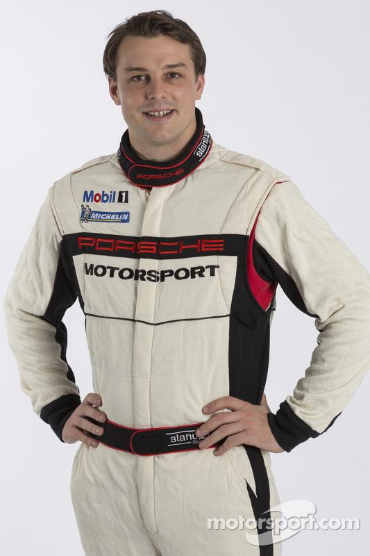 Earl Bamber, Porsche fabrika pilotu