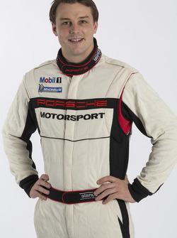 Earl Bamber, pilote d'usine Porsche
