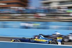 Себастьен Буэми. Этап Формулы Э в Пунта-дель-Эсте, субботняя гонка.