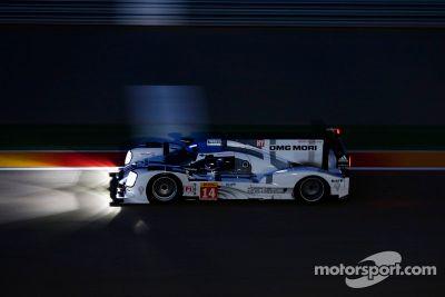 Porsche Aralık testi