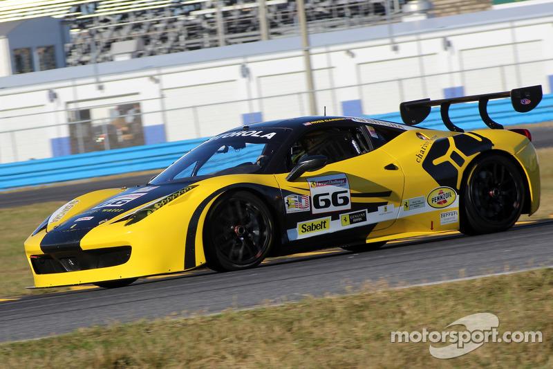 #66 法拉利 458 法拉利挑战赛