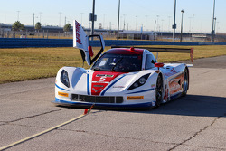 #5 Action Express Racing Corvette DP: Max Papis, Leh Keen parado na pistak