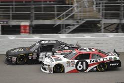 Kaz Grala, Fury Race Cars LLC, Ford Mustang NETTTS and David Starr, Means Motorsports, Chevrolet Camaro