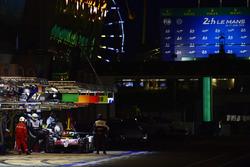 Пит-стоп: Себастьен Буэми, Казуки Накаджима, Фернандо Алонсо, Toyota Gazoo Racing, Toyota TS050 Hybrid (№8)