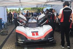 Porsche 919 Nürburgring record