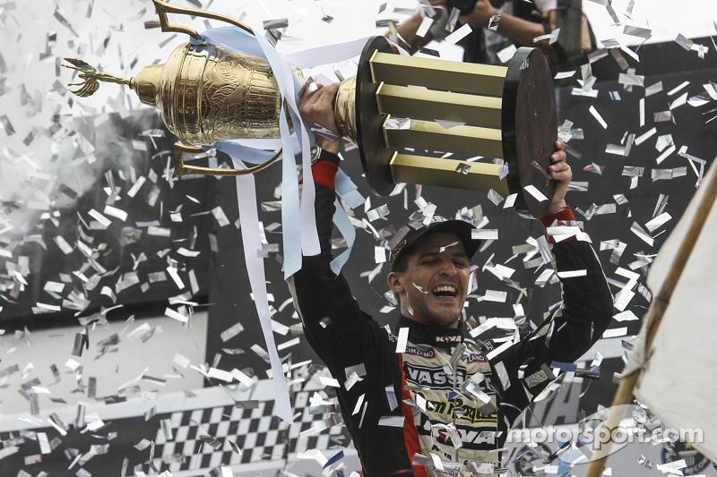 2014 champion Matias Rossi, Donto Racing Chevrolet