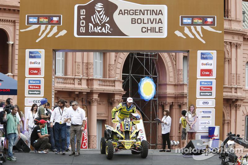 #250 Yamaha: Ignacio Casale