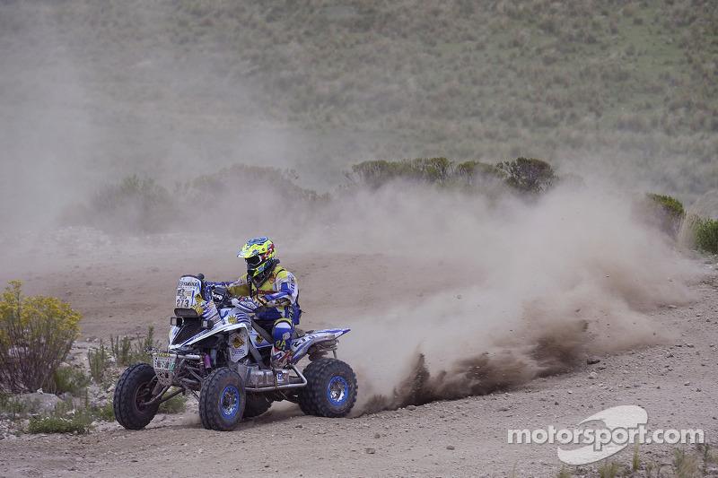 #273 Yamaha: Mauro Almeida