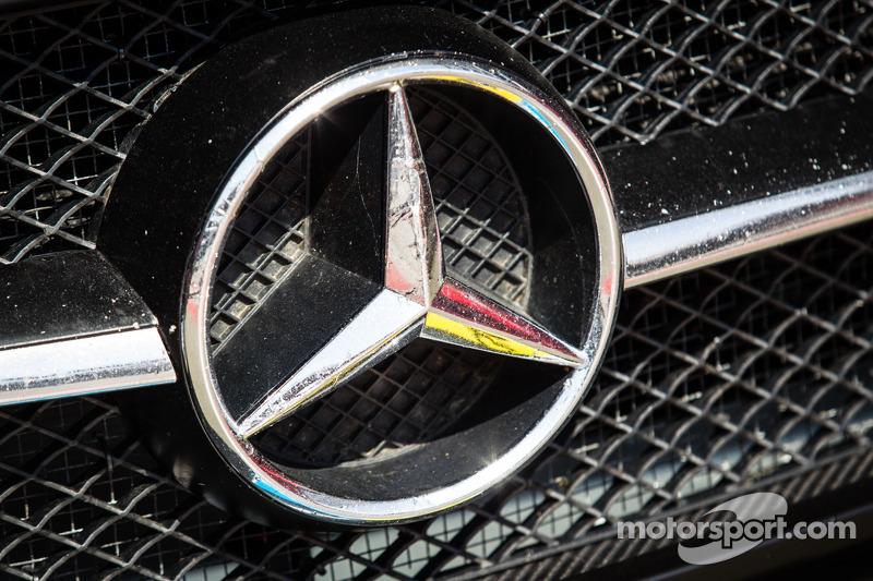Mercedes SLS AMG GT3, Detail