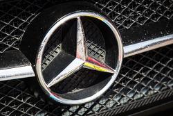 Mercedes SLS AMG GT3 detail