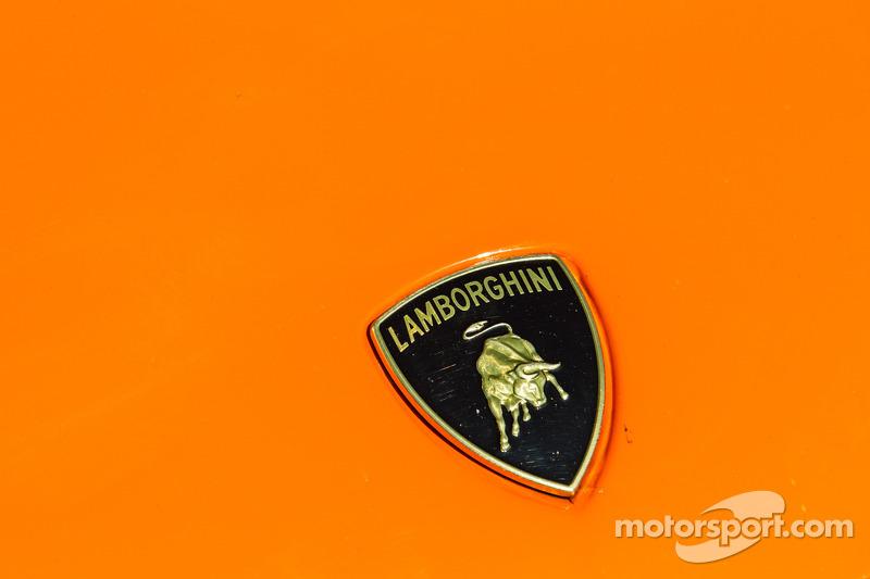 #69 Gulf Racing UK Lamborghini Gallardo LP560 GT3 dettaglio