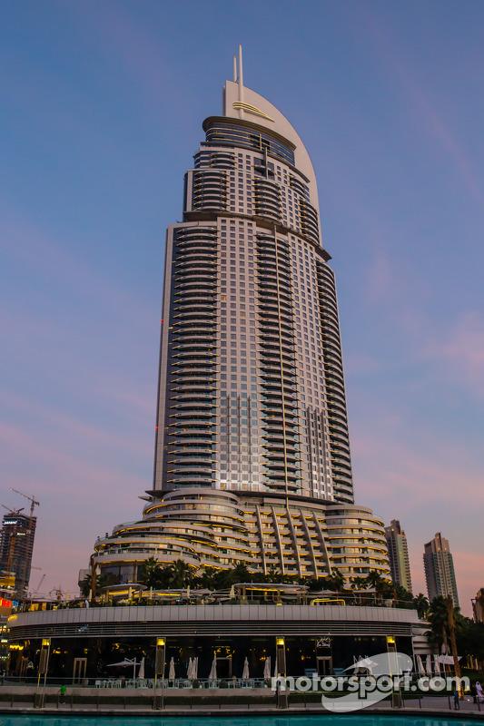 Hotel Address Dubai