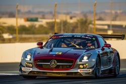 #30 Ram Racing Mercedes SLS AMG GT3: Cheerag Arya, Thomas Jäger, Tom Onslow-Cole, Adam Christodoulou