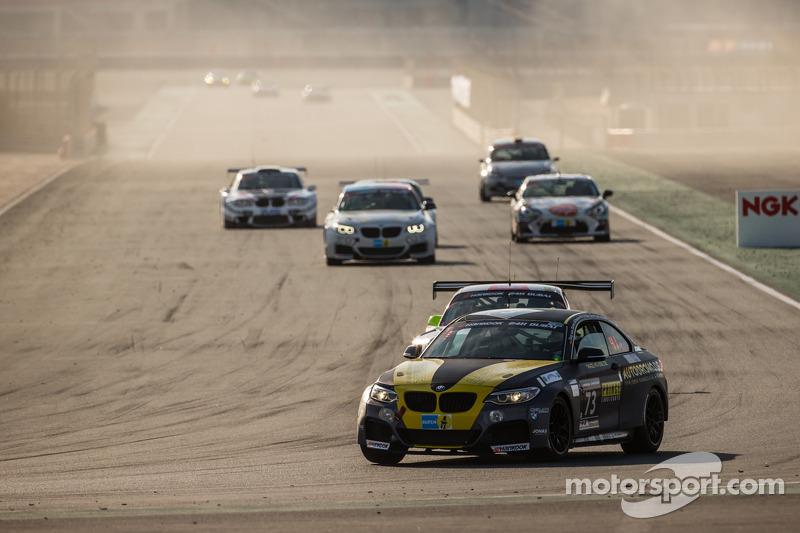 #73 Race-House Motorsport, BMW M235i Racing Cup: Dag von Garrel, Stephen Perry, Max Girardo, Konstantin Jacoby, James Cottingham