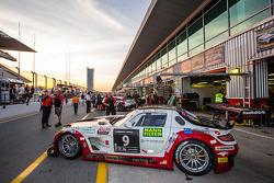 #9 Hofor-Racing, Mercedes SLS AMG GT3