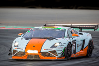 #69 Gulf Racing UK Lamborghini Gallardo LP560 GT3: Роальд Гете, Стюарт Холл, Фредерік Фатьєн, Джеймі Кемпбелл-Уолтер