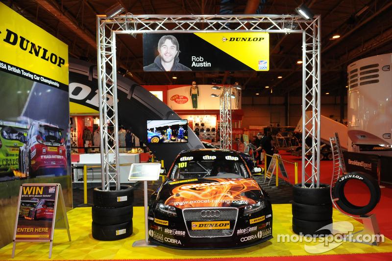 Rob Austin, Exocet Racing Audi A5