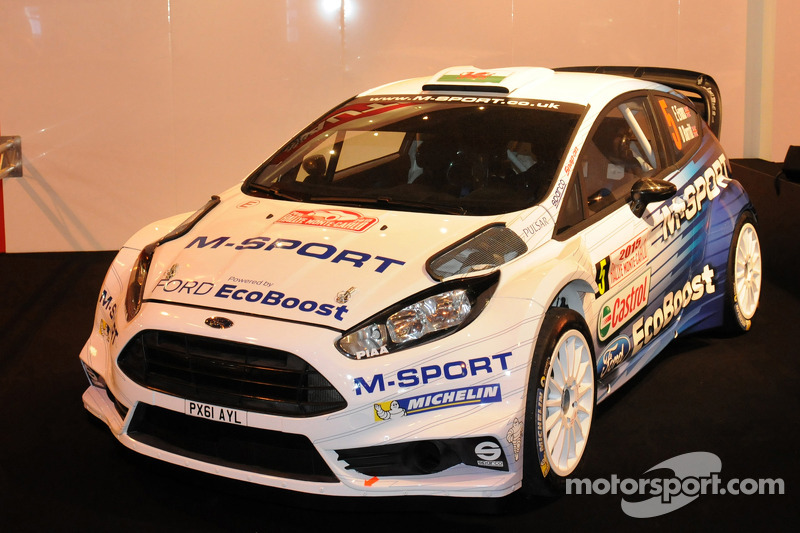 M-Sport Ford Fiesta WRC 2015