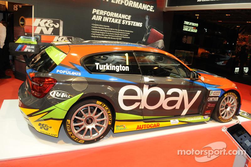 Colin Turkington, eBay Motors BMW 125i 2014