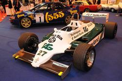 Une Williams F1 historique