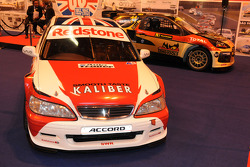 Honda Accord St de Tom Kristensen en 2000