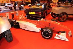 Formule Renault de Kimi Räikkönen lors de son titre en 2000