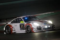#11 Fach Auto Tech, Porsche 997 GT3 R: Marcel Wagner, Heinz Bruder, Erwin Keller, Heinz Arnold, Matteo Cairoli