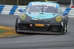 #28 Konrad Motorsport Porsche 911 GT Americas: Lance Willsey, Christian Engelhart, Klaus Bachler, Christopher Zoechling