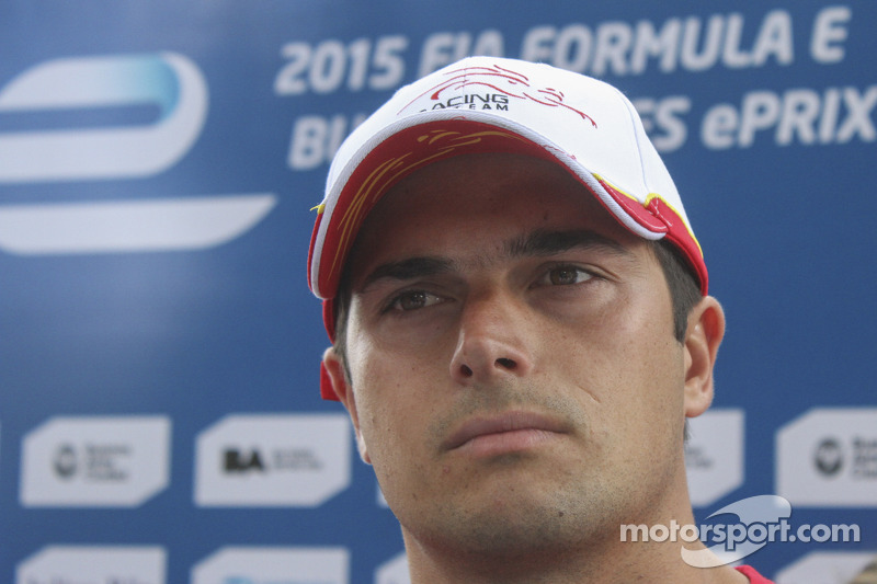 Nelson Piquet Jr., China Racing Formula E Team